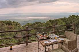 100 Crater Lodge The Experience At AndBeyond Ngorongoro National
