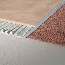 blanke aluminum carpet trim tile transitions contractors direct