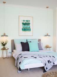 Houzz Bedroom Ideas by Mint Green Bedroom Design Ideas Remodels Photos Houzz Regarding