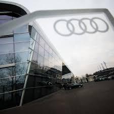 Audi Manipulierte Beliebtes Dienstwagenmodell SPIEGEL ONLINE