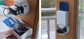 Convert Your Front Door Lock to an NFC System Using a Qduino Mini