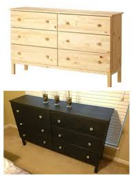 ikea tarva dresser refinished with annie sloan chalk paint in