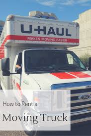 100 Truck Rentals For Moving How To Rent A Tips Truck