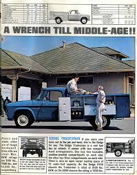 100 1963 Dodge Truck Brochure Photo Picture