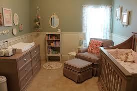Cozy Purple Theme Girl Nursery Eas Bedroom Inspiration Cute Baby Grey Wall Themes And Rectangular Owl
