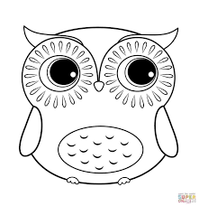 To Draw How A Stepstep Rhus Pictures Of At Getscom Free For Personal Use Rhgetscom Birds Animals Rhdragoartcom Cute Easy Owl Drawing
