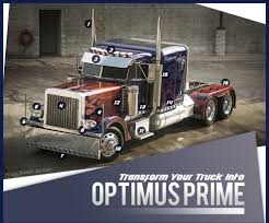 100 Prime Trucking Phone Number Creating Optimus The Worlds Most Famous Peterbilt Truck