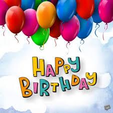 Happy Birthday Stranger 1084