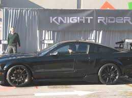 UPDATED!! THE HOFF IS IN!! KNIGHT RIDER Press Event Pics!! + The New ...