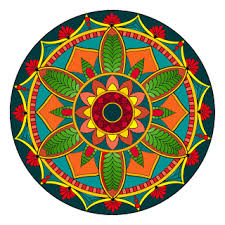 Literally Everyone Who Has Ever Colored A Mandala Coloring Page