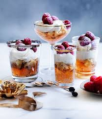 Pumpkin Gingerbread Trifle Gourmet by Moscato Raspberry And Panettone Trifles Recipe Trifle Recipe