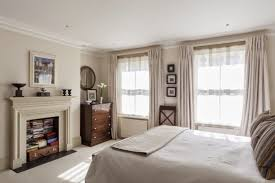 luxury bedroom ideas on a budget sunken closets with folding doors