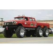 100 78 Ford Truck Super 6x6 Badass S Trucks S