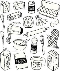 Baking Doodles royalty free baking doodles stock vector art & more images of baking