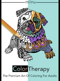 Color Therapy Free Adult Coloring Book For Adults Screenshot 6