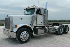 1997 Peterbilt 379 Day Cab Semi Truck | Item B3651 | SOLD! M...