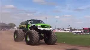 100 Rc Monster Trucks Videos Swamp Thing Truck Vs Slingshot Truck Trucking