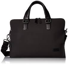 Amazoncom Tumi Harrison Seneca Slim Brief Briefcase Iron