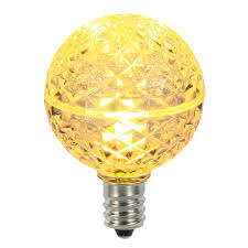 Replacement Light Bulbs For Ceramic Christmas Tree by Led Light Bulbs G40 Sized Globe Light Replacement Bulbs