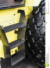 100 Big Truck Big Tires Are Tractor Or Bulldozer Stock Image Image Of