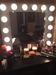 top light bulb best vanity mirror with bulbs within for prepare