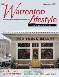 Warrenton Lifestyle Magazine December 2011 By Piedmont Publishing ... Red Truck Bakery Market 22 Waterloo Street Warrenton Virginia Rural Roadfood Joann And Jack Horse Race Cookies From A Fauquier County Weekend Cheri Woodard Realty Redtruckbakery Twitter 41 Marshall Va Get In My Mouf Granola Y Pasteles Gets A Nod From The White House Plus More Intel