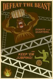 Retro Videogame Propaganda Posters
