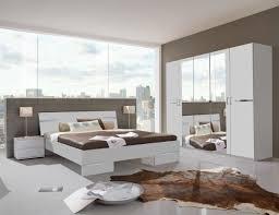 wimex schlafzimmer komplett spiegel bett 180x200cm 4 teilig weiß