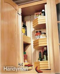 Upper Corner Kitchen Cabinet Ideas by Blind Corner Upper Cabinet Solutions Mf Cabinets