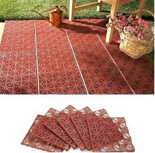 Inexpensive Outdoor Flooring Ideas Cheap Solutions Club Within Idea 6 India