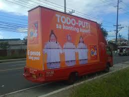 100 Truck Advertising Roving Ad Moving Billboards
