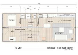 100 Shipping Container House Floor Plan S Inside
