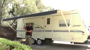How To Operate Your RV Manual Awning - YouTube How To Operate An Awning On Your Trailer Or Rv Youtube To Work A Manual Awning Dometic Sunchaser Awnings Patio Camping World Hi Rv Electric Operation All I Have The Cafree Sunsetter Commercial Prices Cover Lawrahetcom Quick Tips Solera With Hdware Lippert Components Inc Operate Your Howto Travel Trailer Motor Home Carter And Parts An Works Demstration More Of Colorado