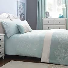 Duck Egg Nina Bed Linen Collection