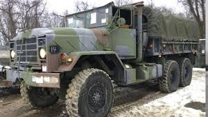 100 7 Ton Military Truck US Government Is Selling Surplus S To Anyone