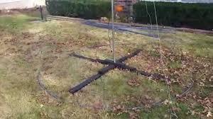 Flagpole Christmas Tree Plans by How To Build A 20 U0027 Mega Tree Youtube
