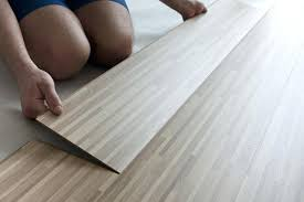 Laying Tile Over Linoleum Concrete by Can You Install Tile Over Vinyl Flooring Installing Ceramic