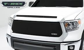 Tundra Grille 14-17 Toyota Tundra Mild Steel Powdercoat Black 1 ... The 2018 Jeep Jl Wrangler Mtains Style With 10 Unique Looks From Remington Edition Offroad 62017 Gmc Sierra 1500 Denali Grilles Go Rhino Grille Guard Custom Trucks Grills Chromeblack Front Bumper Rebel Mesh For 32018 Ram Hogebuilt Freightliner Semi Classic And Fld 120 Stainless Headlights Of Modern Semi Trucks Like The Eyes Mouth Sinister Goat Skull Machined Airbrushed Logo Royalty Core Best Image Of Truck Vrimageco Chevy S10 Swap Lmc Mini Truckin Magazine Coeur D Alene Grill Lights Dodge Challenger Resource