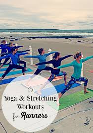 Yoga Stretch Routine For Runners