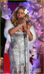 Rockefeller Christmas Tree Lighting Mariah Carey by Mariah Carey Rockefeller Christmas Tree Lighting Performance