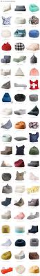A Roundup Of 63 Of Our Favorite Bean Bags - Emily Henderson 5 Ft Bean Bag Foot Chair 98 Big Joe Round Multiple Colors Mochi Beanbag Super Comfy Gamer Daisies Pie 10 Best Bean Bags The Ipdent Foam Chairs Filled With Giant Huge Extra Large Flash Fniture Oversized Solid Gray Best Of 2019 Your Digs Nearly New X2 From Argos Cordaroys Full Size Convertible By Lori Greiner Qvccom