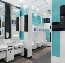 Gender Neutral Bathroom Colors by Did Takes On The Challenges Of Designing Gender Neutral Restrooms