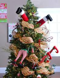 Crazy And Fun Christmas Tree Decoration
