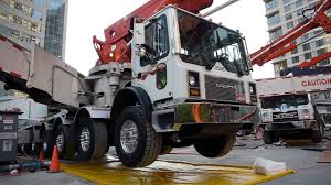 Kids Truck Video - Concrete Boom Pump - YouTube 2007 Freightliner M2 Boom Bucket Truck For Sale 107463 Hours Pm Packages Bik Hydraulics 30105d 30 Ton Digger Crane Elliott Equipment Company Sinotruk 6 Wheeler Boom Truck 32 Tons Boomer Quezon City Hiranger Ford F750 Forestry 60 Wh Bts Welcome To Team Hancock 482 Lumber Trucks Truckmounted Telescopic Boom Lift Hydraulic Max 350 Kg Heila