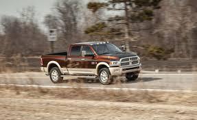 100 2014 Dodge Trucks Ram 2500 HD Crew Cab 4x4 Diesel Test 8211 Review 8211 Car