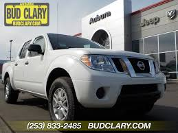 100 The Truck Shop Auburn Wa Used 2015 Nissan Frontier For Sale At Bud Clary Hyundai VIN