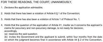 Predicting judicial decisions of the European Court of Human