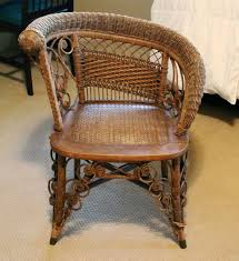 Details About Ornate Antique Victorian Heywood Wakefield ... Woodys Antiques Specializing In Original Heywood Wakefield Details About Heywood Wakefield Solid Maple Colonial Style Ding Side Chair 42111 W Cinn Antique Rattan Wicker Barbados Mahogany Rocking With And 50 Similar What Is Resin Allweather Fniture Childrens Rocker By 34 Vintage Chairs By Paine Rare Heywoodwakefield At 1stdibs Set Of Brace Back School American Craftsman Childs Slat Bamboo Pretzel Arm Califasia