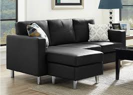 Poundex Bobkona Sectional Sofaottoman by 75 Modern Sectional Sofas For Small Spaces 2017
