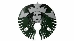 Starbucks Logo Sequence